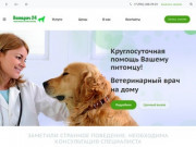 Полный комплекс ветеринарных услуг на дому! (Россия, Ленинградская область, Санкт-Петербург)