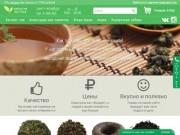 Интернет магазин китайского чая. Улун, пуэр, белый, зеленый чаи (Россия, Ленинградская область, Санкт-Петербург)