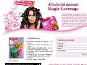 Волшебные бигуди Magic Leverage