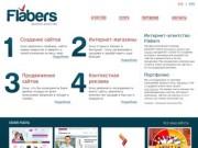 Cоздание и продвижение сайтов Кривой Рог | Раскрутка, интернет реклама - Интернет-агентство Flabers