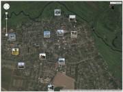 Карта и фотографии Чечерска