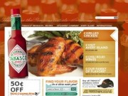 1,000+ TABASCO® Recipes – Chili, Wings, Mexican & much more