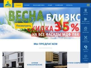 кухни на заказ, мебель для кухни, кухонные гарнитуры (Белоруссия, Витебская область, Новополоцк)