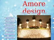 """""""Amore design"""" - эксклюзивное оформление свадьбы в Уфе (тел. 8-917-487-14-15)"""