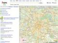 Все карты мира на Яндексе  - карта Архангельска с улицами и номерами домов