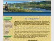 """""""Всё про рыбалку"""" - частный сайт"""