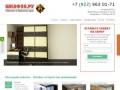 Сайт производителя корпусной мебели