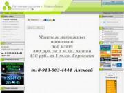 Натяжные потолки г. Новосибирск (т. 8-913-903-4444)