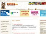 """""""Doggi.ru"""" - собаки и люди"""
