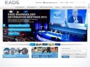 EADS - Global Website