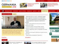 Новости Берлина сегодня. Сайт Germania One. (Россия, Нижегородская область, Нижний Новгород)