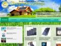 Сайт торговой компании Энергия Солнца. (Россия, Марий Эл, Йошкар-Ола)