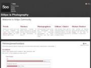 500px is Photography