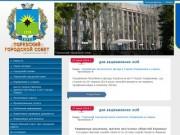 Официальный сайт Тореза