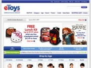 eToys.com - Find Kid's Toys, Video Games, Learning Toys, Books, Music Movies and More