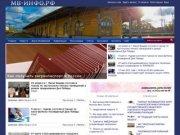 Сайт города Малая Вишера (Маловишерский район)