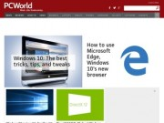 Reviews and News on Tech Products, Software and Downloads   PCWorld (PCWorld is your trusted source for tech product reviews, tech news, how-to's and free downloads)