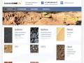 Купить нерудные материалы - продажа нерудных материалов с доставкой в Москве и МО   АсфальтСтрой24
