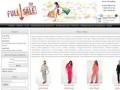 Интернет магазин брендовой мужской и женской одежды -  интернет магазин Fullsale.su (Санкт-Петербург, ул. Таллинская, 5 литер А, тел. 8 (812) 980 07 82)