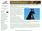 Конные прогулки в Крыму   Активный отдых, походы, экскурсии и катание на лошадях по горному Крыму