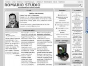 ROMARIO STUDIO (Видеоклипы; Мастер-классы;  Видеоотчеты; Скринкасты; Интересный материал; Инта)