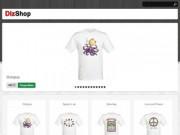 Купить футболку в Казани - DizShop