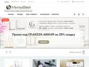 Milfey-shop.ru - интернет-магазин профессиональной косметики (Россия, Московская область, Москва)