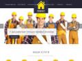 Строительная компания «СтройКалуга» выполняет широкий спектр строительных работ, начиная от закладки фундамента, до строительства под ключ объектов любой сложности. (Россия, Калужская область, Калуга)