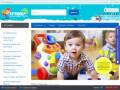 Интернет-магазин детских игрушек по доступным ценам «Артюша». Широкий выбор выбор детских товаров от светильников и колясок до игрушек для мальчиков и девочек. (Россия, Московская область, Москва)