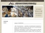 О предприятии :: Ленинградсланец