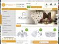 MIRSVETA-ONLINE интернет магазин люстр с доставкой по России