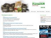 Кошки и котята Иркутска. Продажа и покупка котят в Иркутске. Клубы и питомники Иркутска.