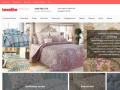 Интернет-магазин домашнего текстиля. Широкий ассортимент (Россия, Нижегородская область, Нижний Новгород)