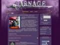 «Carnage» — браузерная игра