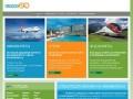 Поисковик по дешевым авиабилетам и отелям