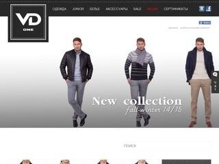 Интернет магазин мужской одежды VDone