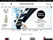 Sephora.com is the leading online beauty retailer with more than 200 top brands and over 13,000 premier products in the cosmetics, makeup, skin care, hair and fragrance categories.