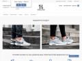 Интернет-магазин брендовой спортивной обуви (Россия, Московская область, Москва)