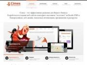Создание веб сайтов в Новороссийске, веб-дизайн, Koobi CMS, Status-X | Cimes WEB Development