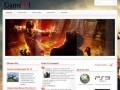 GameIT! - сайт об играх, интернет-магазин игр (рецензии, статьи и обмен мнениями о компьютерных играх, приставках, играх прошлых лет, flash-, онлайн и медиа-играх)
