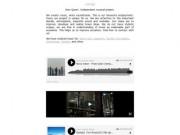 Аудио дизайн, саундтреки, музыка для различных медиа-проектов (Смоленская область, г. Смоленск)