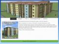 Многоквартирный жилой дом, город Можга. uparka1.ru | Многоквартирный жилой дом