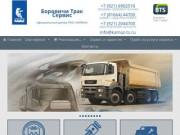 Боровичи Трак Сервис официальный дилер ПАО Камаз