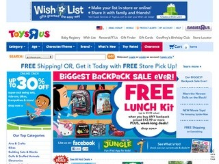 Toysrus.com Home - The Offіcіal Toys