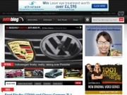 Autoblog - We Obsessively Cover the Auto Industry ( Get up-to-the-minute automotive news along with reviews, podcasts, high-quality photography and commentary about automobiles and the auto industry)