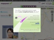 MapQuest Maps - Driving Directions - Map (Use MapQuest for driving directions and maps.  See local traffic and road conditions, find nearby businesses and restaurants, plus explore street maps and satellite photos)