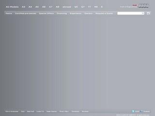 Концерн Audi (Ауди) - официальный сайт