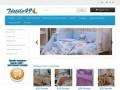 Интернет магазин домашнего текстиля Textile49.ru