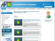 Администрация Меньшиковского сельсовета, Венгеровского района, Новосибирской области