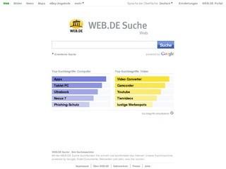 Поиск в интернете от Suche.web.de